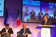 FENAREG na apresentação oficial da associação IRRIGANTS d'EUROPE, Itália - Roma