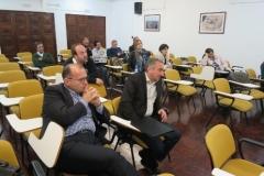 Visita de representantes da Geórgia