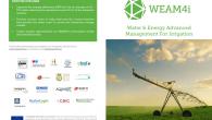 Divulgamos a mais recente ficha técnica do projeto WEAM4i: Para saber mais informação e atualizações do WEAM4i e das suas […]